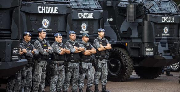 Polícia militar é proibida de utilizar mata leão em SP