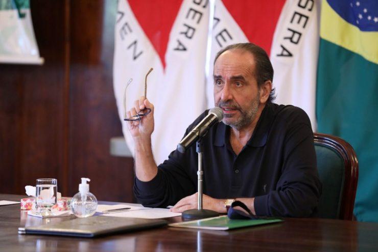 Alexandre Kalil, prefeito de Belo Horizonte