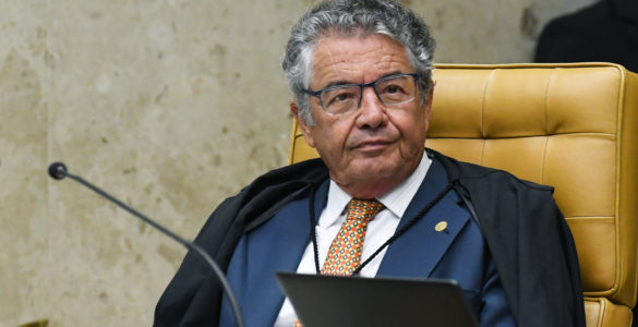 Marco Aurélio Mello ameniza críticas de Barroso a Bolsonaro