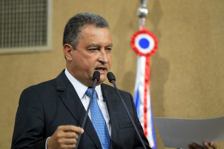 Rui Costa, governador da Bahia