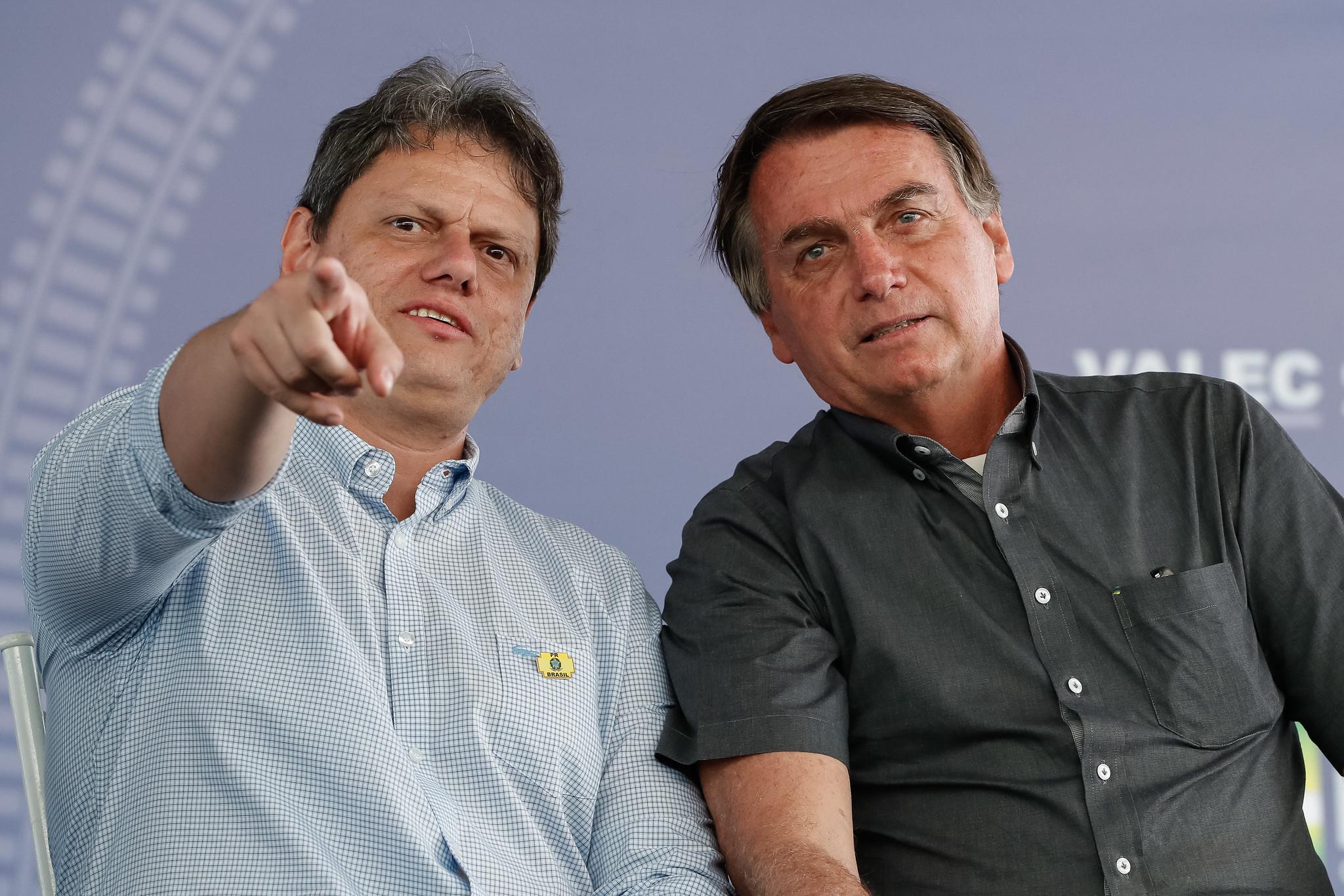 """Tarcísio: greve dos caminhoneiros não deve ser """"de grande porte"""""""