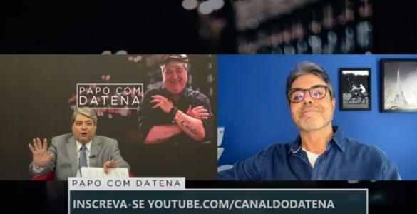 Datena e João Kleber