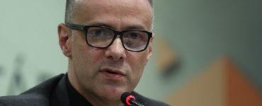 O presidente da Anvisa (Agência Nacional de Vigilância Sanitária), Antônio Barra Torres