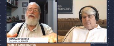Médico sanitarista Gonzalo Vecina Neto