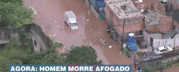 Bombeiros procuram três desaparecidos após chuvas em São Paulo