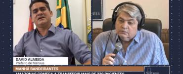 Prefeito de Manaus, David Almeida
