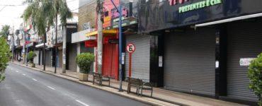 Araraquara em lockdown