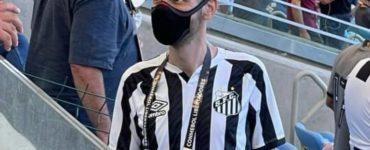 Prefeito Bruno Covas no Maracanã