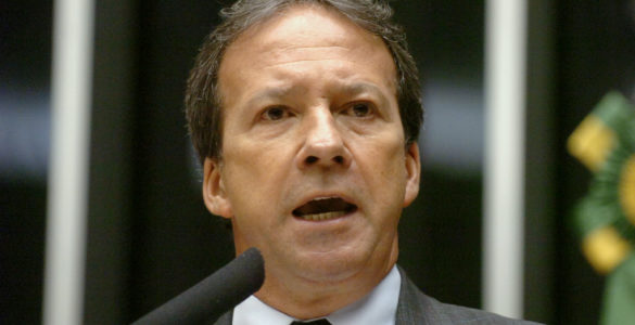 O secretário municipal da Saúde de São Paulo, Edson Aparecido
