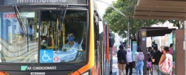 ônibus em São Paulo