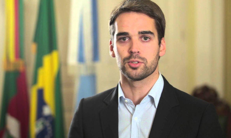 """""""Enorme responsabilidade"""", diz Eduardo Leite sobre apoio de Jereissati nas prévias do PSDB"""