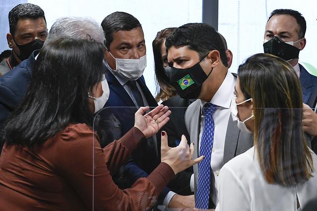 """Ministro da CGU: """"CPI é para promoção política, trouxe zero contribuição para investigações"""""""